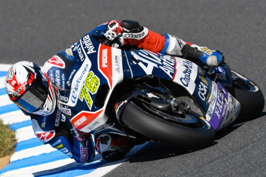 Loris Baz, Avintia Racing, Motul Grand Prix of Japan