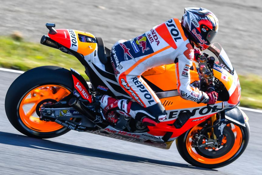 Marc Marquez, Repsol Honda Team, Motul Grand Prix of Japan