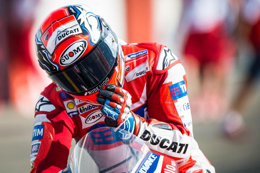 Andrea Dovizioso, Ducati Team, Motul Grand Prix of Japan © 2016 Scott Jones, PhotoGP