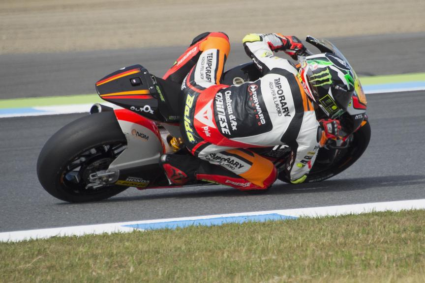 Lorenzo Baldassarri, Forward Team, Motul Grand Prix of Japan