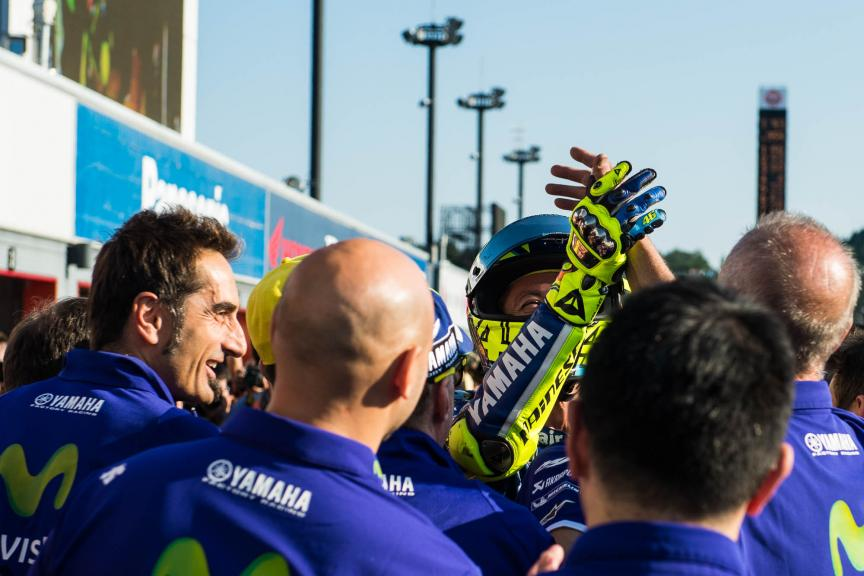 Valentino Rossi, Movistar Yamaha MotoGP, Motul Grand Prix of Japan © 2016 Scott Jones, PhotoGP