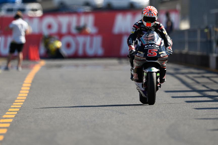 Johann Zarco, Ajo Motorsport, Motul Grand Prix of Japan