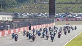 The full race session of the Moto3™ World Championship at the #JapaneseGP.