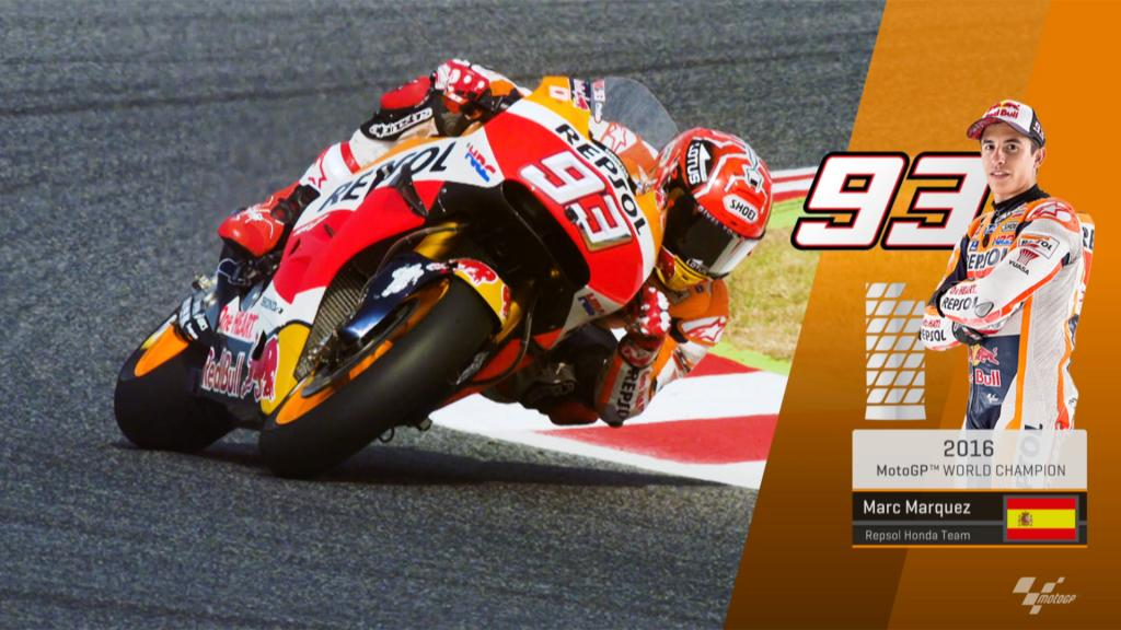 Marquez Crowned Motogp Champion
