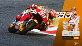 Marquez claims the MotoGP™ Championship title with 3 races to spare