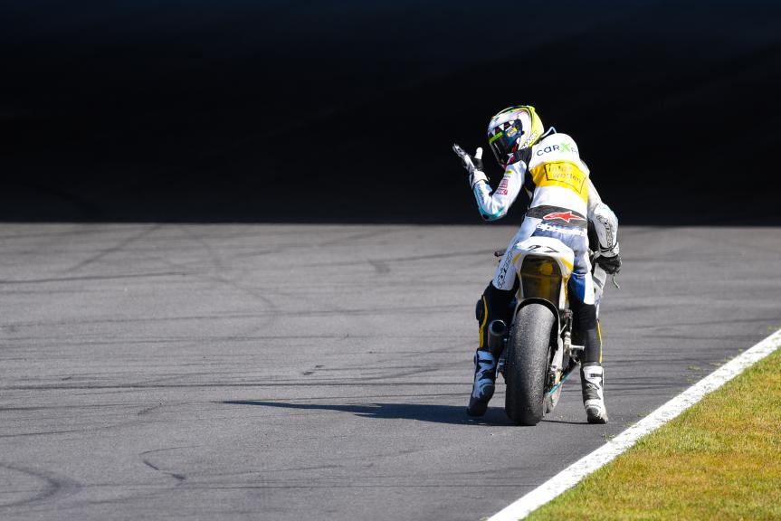 Iker Lecuona, CarXpert Interwetten, Motul Grand Prix of Japan