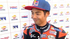 2日目からの負傷代役で15位に完走した青山博一が決勝レースを振り返る。