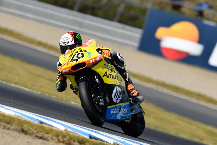 Alex Rins, Paginas Amarillas HP 40, Motul Grand Prix of Japan