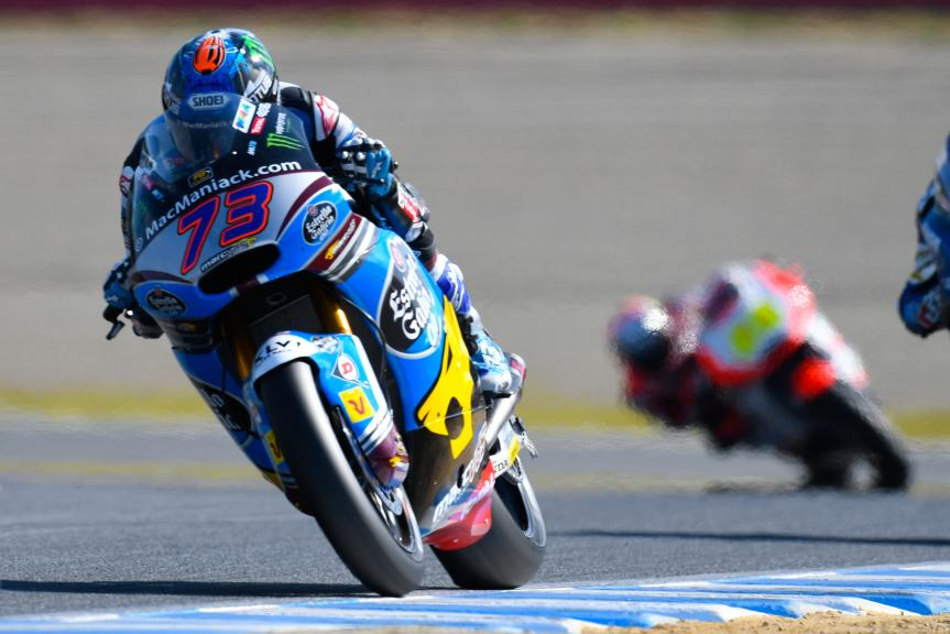 Alex Marquez, Estrella Galicia 0,0 Marc VDS, Motul Grand Prix of Japan