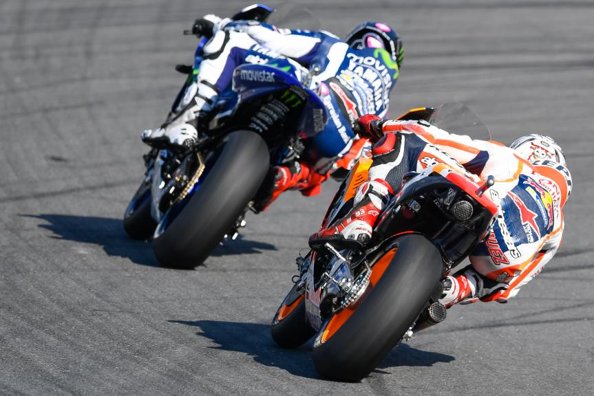 Marc Marquez, Jorge Lorenzo, Motul Grand Prix of Japan