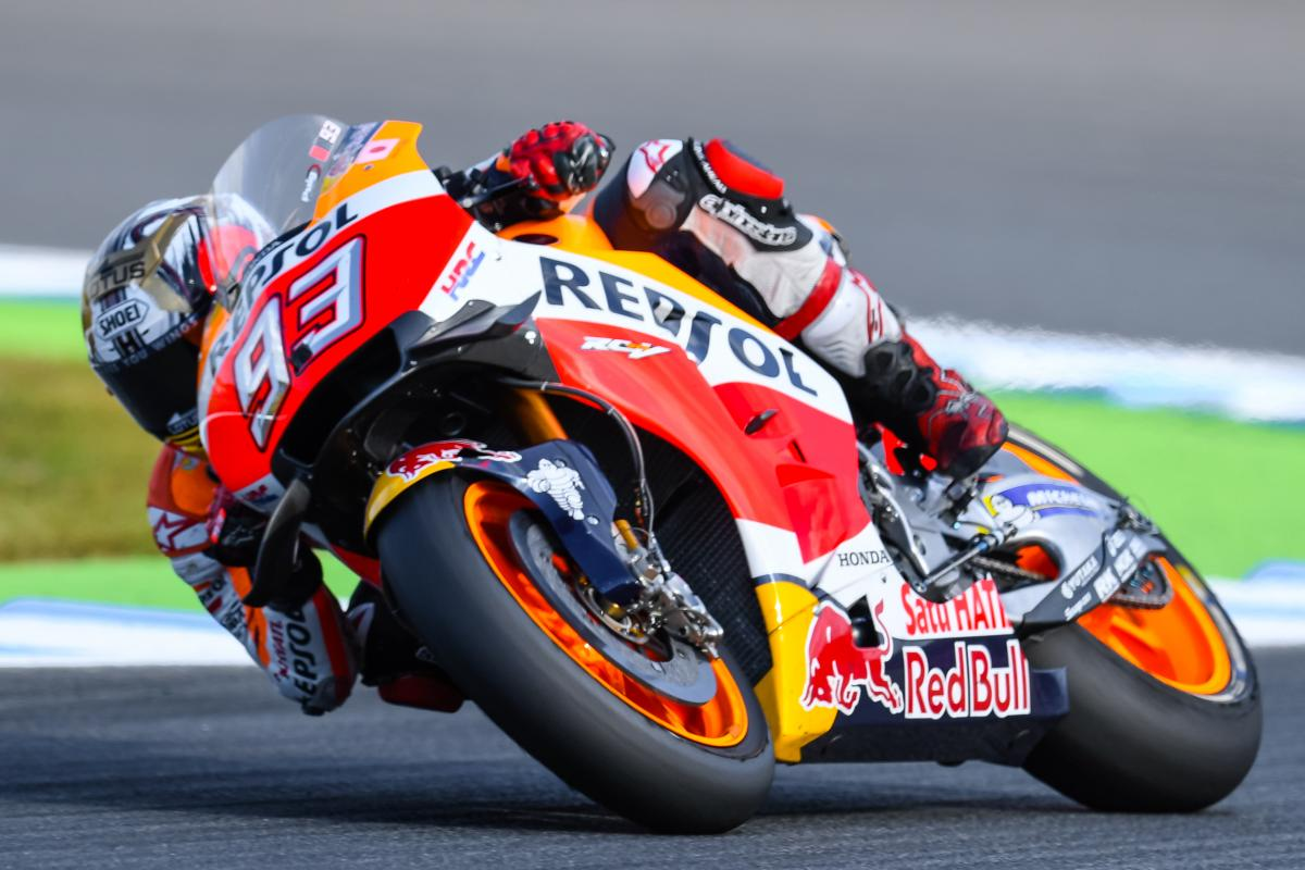 Never say never: Marquez takes the crown in Motegi drama | MotoGP™