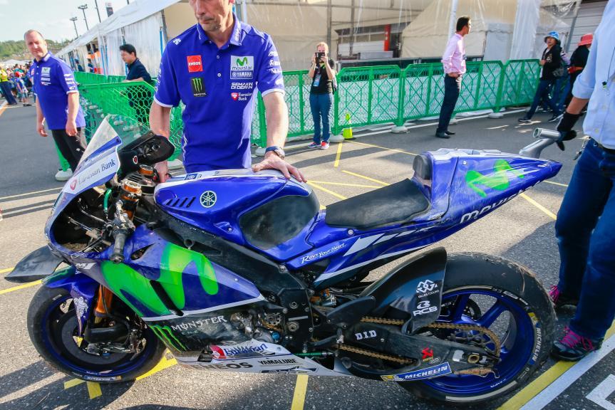 Jorge Lorenzo, Movistar Yamaha MotoGP, Motul Grand Prix of Japan