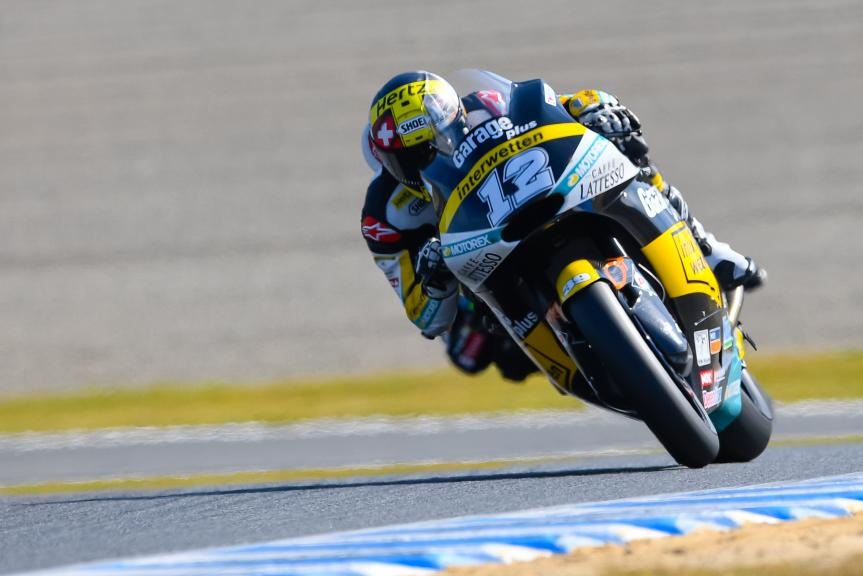 Thomas Luthi, Garage Plus Interwetten, Motul Grand Prix of Japan