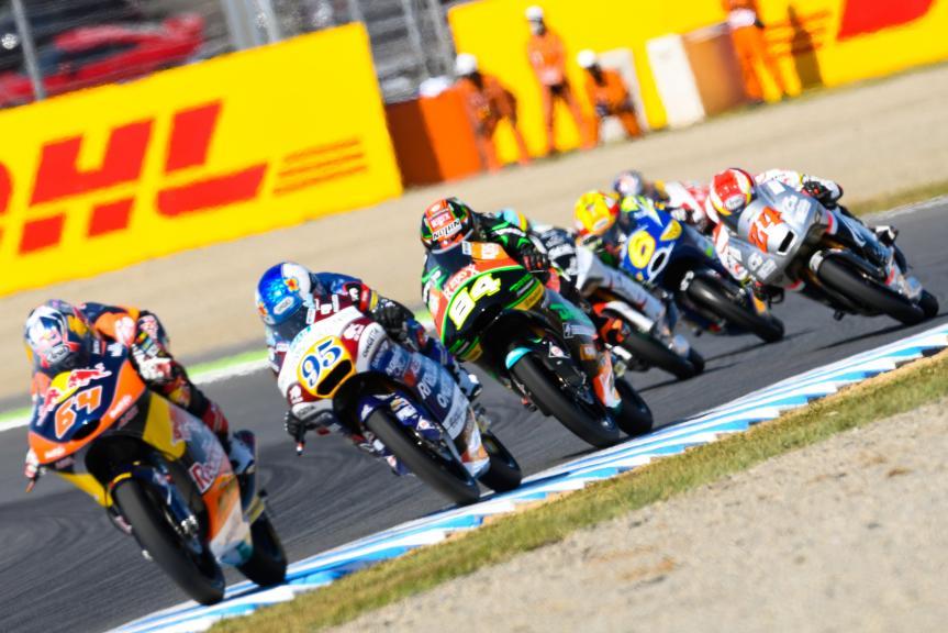 Moto3, Motul Grand Prix of Japan