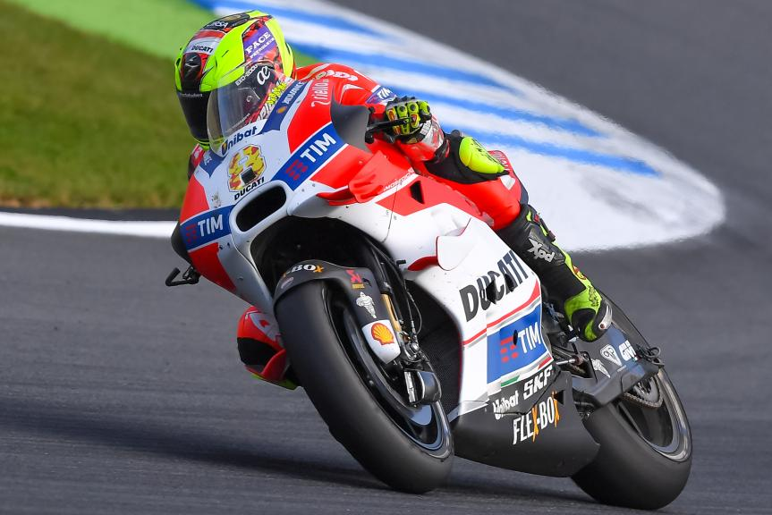 Hector Barbera, Ducati Team, Motul Grand Prix of Japan