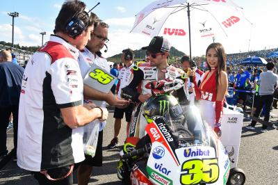 "Crutchlow: ""I lost 8 or 9 seconds running off track"""