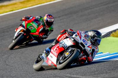"""Redding: """"My race pace wasn't so good at the beginning"""""""