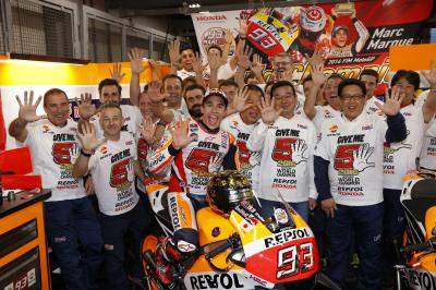 After The Flag #15: Gloria para Márquez y fracaso de Yamaha