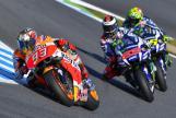 Marc Marquez, Jorge Lorenzo, Valentino Rossi, Motul Grand Prix of Japan