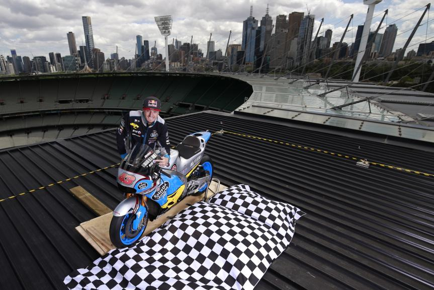 Pre-event Michelin® Australian Motorcycle Grand Prix