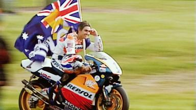 #RacingTogether : Doohan, Gardner et la moto australienne