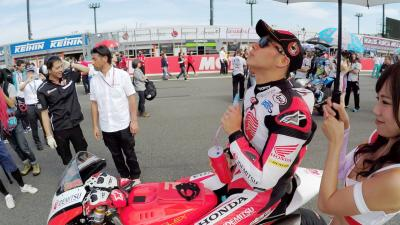 GoPro™ Hang out: Takaaki Nakagami