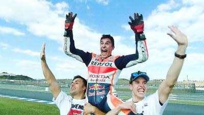 MotoGP Rewind: Ein Rückblick auf den #JapaneseGP