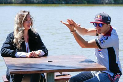 Miller: 'Ich liebe die Piste von Phillip Island'