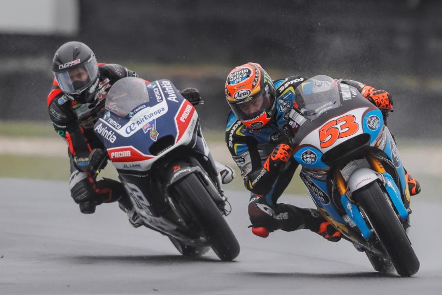 Mike Jones, Tito Rabat, Michelin® Australian Motorcycle Grand Prix