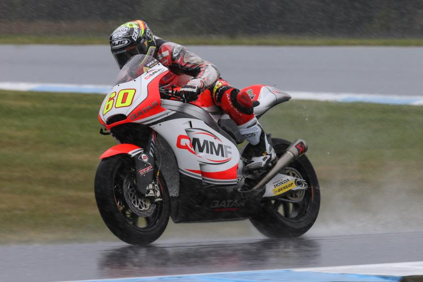 Julian Simon, QMMF Racing Team, Michelin® Australian Motorcycle Grand Prix