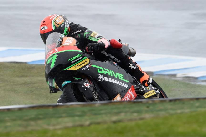 Adam Norrodin, Drive M7 SIC Racing Team, Michelin® Australian Motorcycle Grand Prix