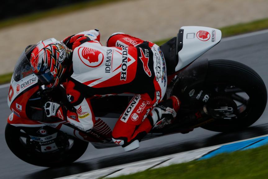 Takaaki Nakagami, IDEMITSU Honda Team Asia, Michelin® Australian Motorcycle Grand Prix