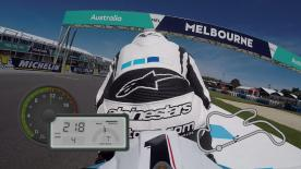 Experience a lap of Phillip Island, filmed exclusively with GoPro cameras.