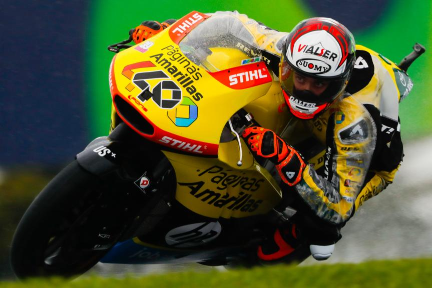 Alex Rins, Paginas Amarillas HP 40, Michelin® Australian Motorcycle Grand Prix