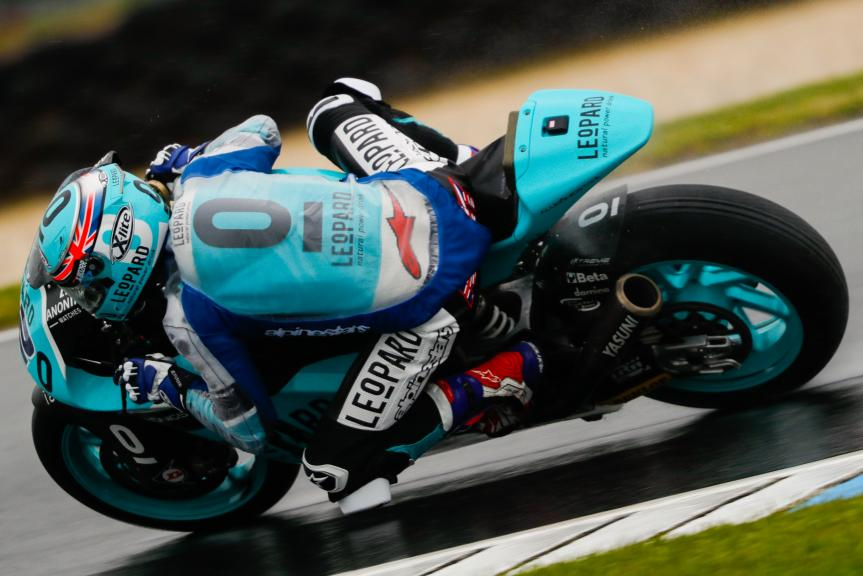 Danny Kent, Leopard Racing, Michelin® Australian Motorcycle Grand Prix