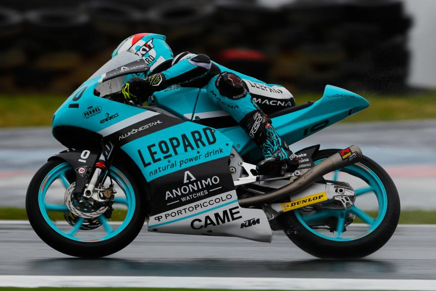 Andrea Locatelli, Leopard Racing, Michelin® Australian Motorcycle Grand Prix