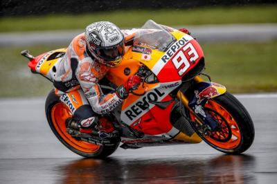 """Marquez: """"Going out was an unnecessary risk"""""""