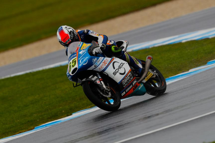Philipp Oettl, Schedl GP Racing, Michelin® Australian Motorcycle Grand Prix
