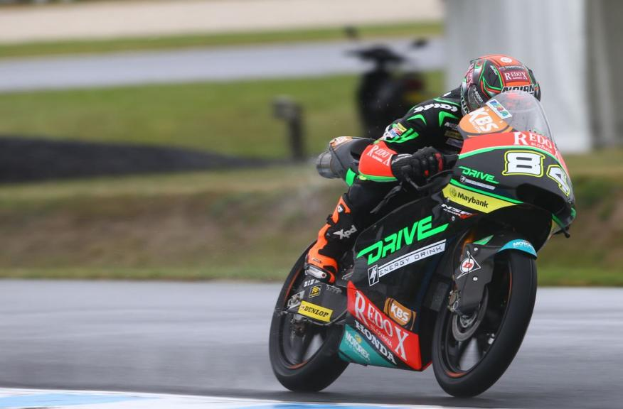 Jakub Kornfeil, Drive M7 SIC Racing Team, Michelin® Australian Motorcycle Grand Prix