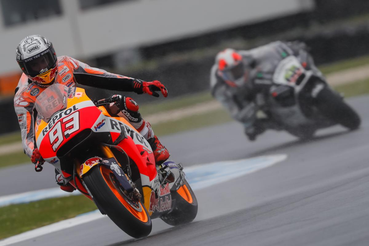 New Saturday schedule at Phillip Island | MotoGP™