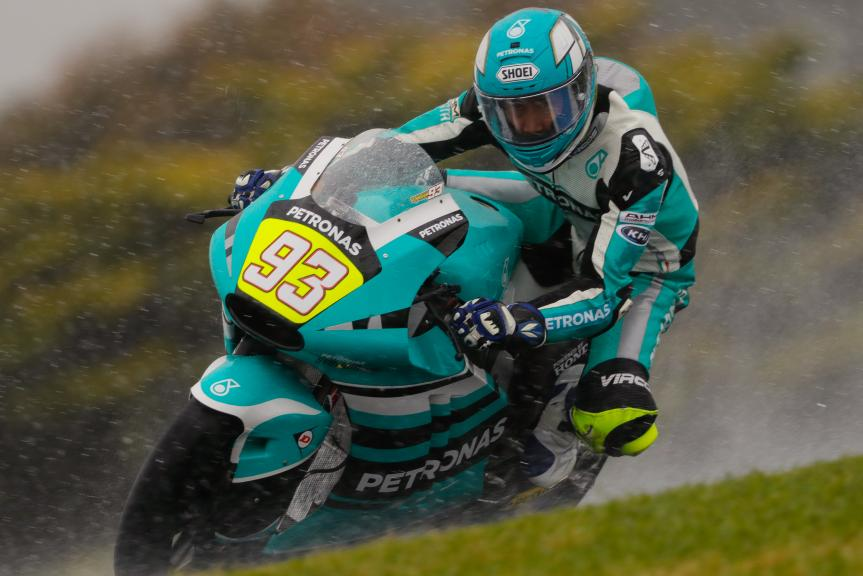 Ramdam Rosli, Petronas Ahm Malaysia, Michelin® Australian Motorcycle Grand Prix
