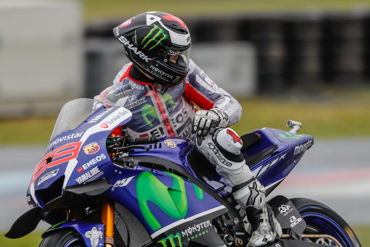 "Lorenzo: ""I stopped too early"" | MotoGP™"