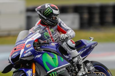 "Lorenzo: ""I stopped too early"""