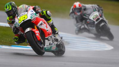 """Crutchlow: """"You have to think about rider safety'"""