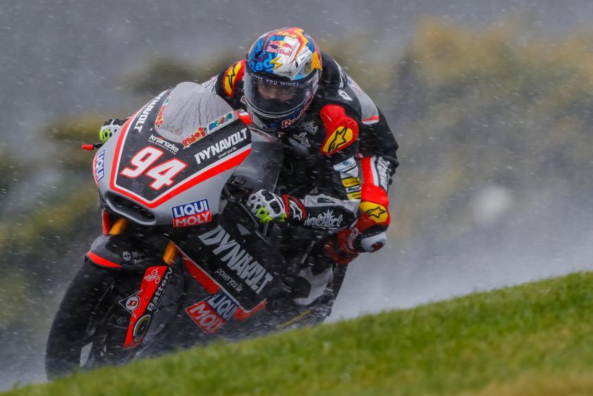 Jonas Folger, Dynavolt Intact Grand Prix, Michelin® Australian Motorcycle Grand Prix