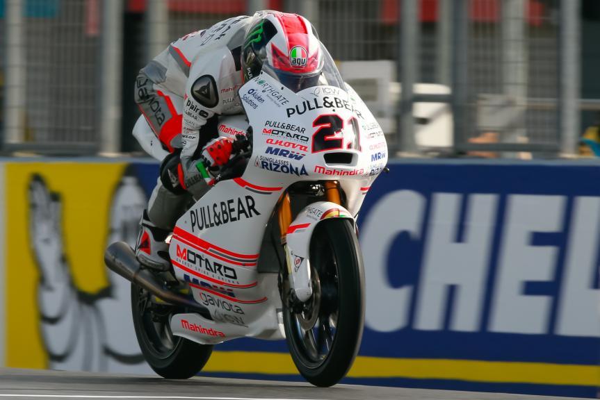 Francesco Bagnaia, ASPAR Mahindra Team Moto3, Michelin® Australian Motorcycle Grand Prix