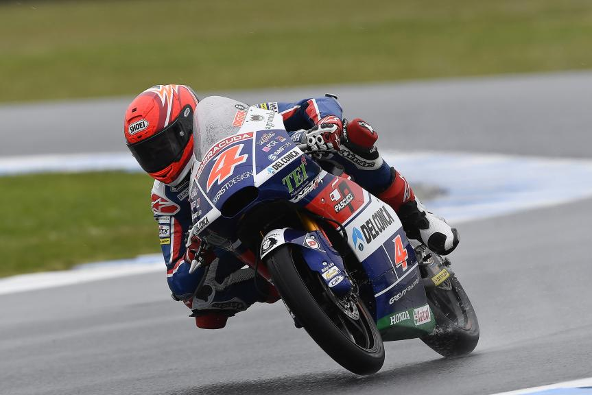 Fabio Di Giannantonio, Gresini Racing Moto3, Michelin® Australian Motorcycle Grand Prix