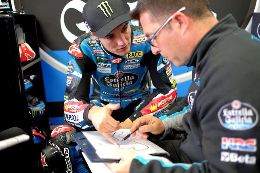 Jorge Navarro, Estrella Galicia 0,0, Michelin® Australian Motorcycle Grand Prix