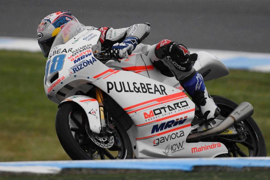 Jorge Martin, ASPAR Mahindra Team Moto3, Michelin® Australian Motorcycle Grand Prix