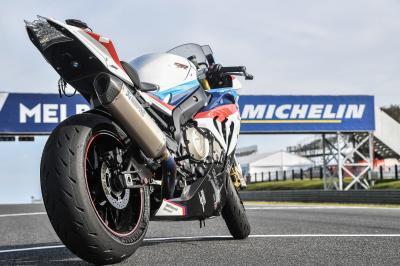 Michelin stellt neuen Power RS Sport Straßenreifen vor